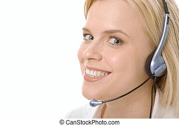 cliente, operador, serviço
