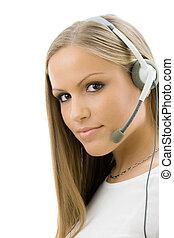 cliente, representante, serviço