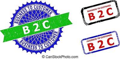 cliente, superficies, sucio, rectángulo, empresa / negocio, b, escarapela, bicolor, 2, c, sellos