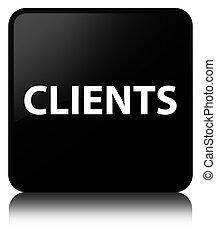 Clients black square button