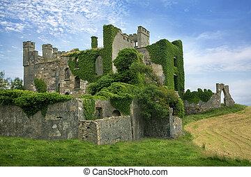 clifden, 城堡