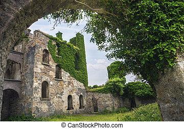 clifden, castelo