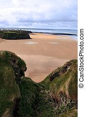 cliff gap view