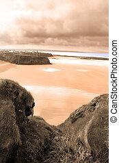 cliff gap views