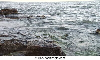 Cliffs at the Shore