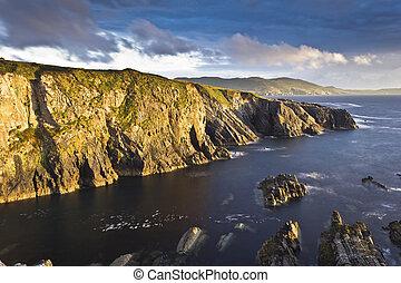 Cliffs near Allihies Co. Cork
