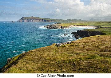 Cliffs on Dingle Peninsula
