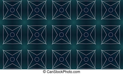 clignotant, kaléidoscope
