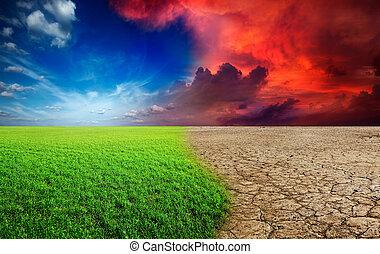 clima, cambiamento