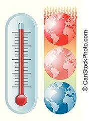 clima, mudanças