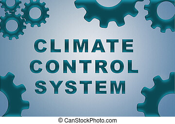 CLIMATE CONTROL SYSTEM concept