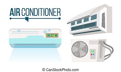 climatiseur ensemble air ensemble l ment ext rieur. Black Bedroom Furniture Sets. Home Design Ideas