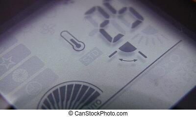 climatiseur, exposer