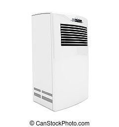 climatiseur, portable, air