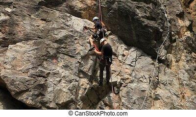 Climbing 11