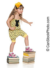 Climbing up the stairs of education