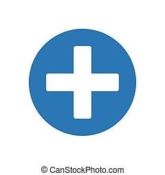 clinic  glyph color icon