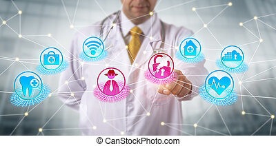 Clinician Subjected To Advanced Persistent Threat