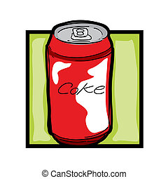 Clip art soda