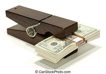 clip soldi