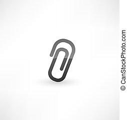Clip symbol.