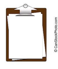 clipboard