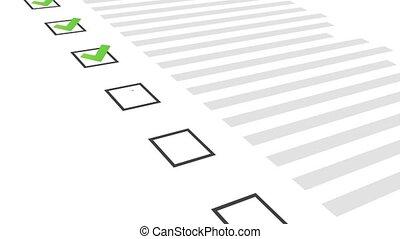 Clipboard with checklist icon. Clipboard with checklist icon for web. illustration