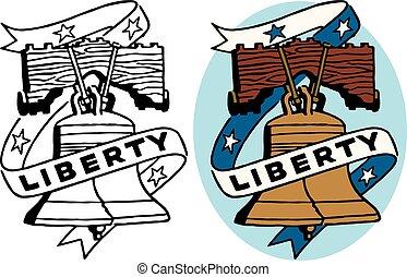 cloche liberté