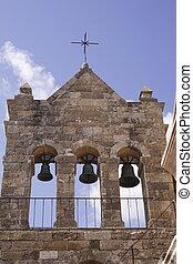 cloches, église
