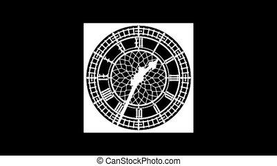Clock-102N-12