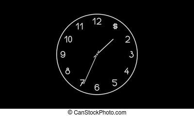 Clock-18C