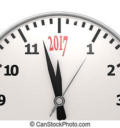 Clock 2017