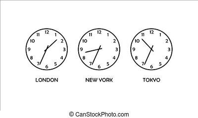 Clock-43C