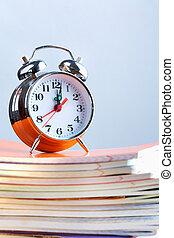 Clock and copybooks