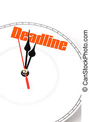 concept of deadline
