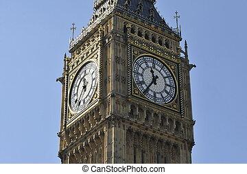 Clock face of Big Ben