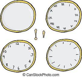 Clock Face Series