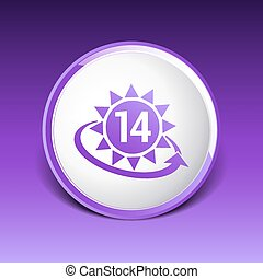 clock hour sign graphic 14 illustration number time date ...