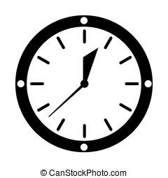 Clock icon - Vector
