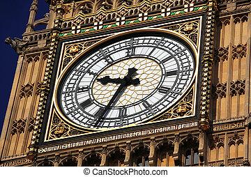 Clock of Big Ben