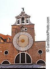 Clock San Giacomo