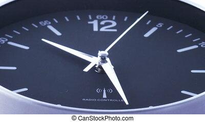 Clock time lapse 1