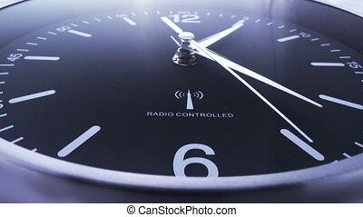 Clock time lapse 4