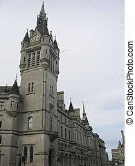 Clock Tower Aberdeen - Clock Tower, Aberdeen, Scotland