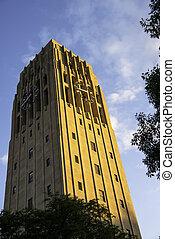 Clock Tower at the University of Michigan