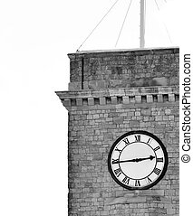 CLock Tower - Clock tower