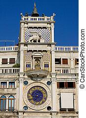 Clock tower Venice