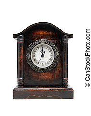 Clock, twelve o'clock