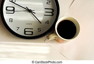 clock'n'coffee