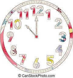clocks, vendange